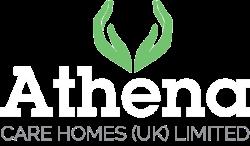 Athena Care Homes logo