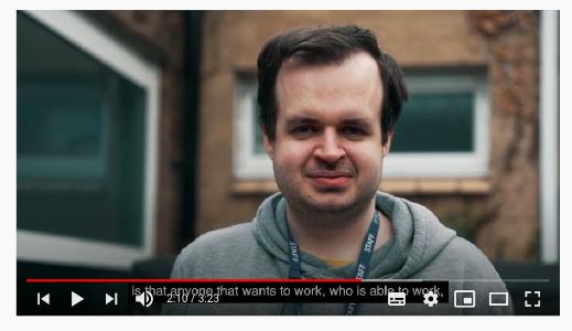 Employment Film Screen Shot