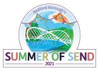 Bedford Borough Summer of SEND Logo