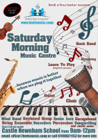 Saturday morning music club