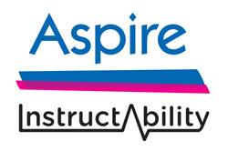 Aspire Instructability logo.