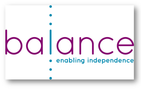Balance CIC Logo. It reads,