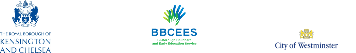 Bi-Borough Childcare and Early Education Service Logo