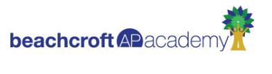 Beachcroft AP Academy logo