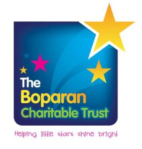 Logo for the Boparan Charitable Trust