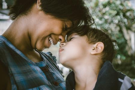 93% of parents said attending a course improved their relationship with their child.