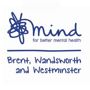 Logo for Mind in Brent, Wandsworth and Westminster