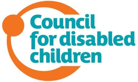 Logo of the Council for Disabled Children.