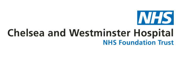 Logo for Chelsea and Westminster Hospital