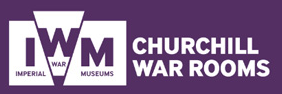 Logo for Imperial War Museums Churchill War Rooms