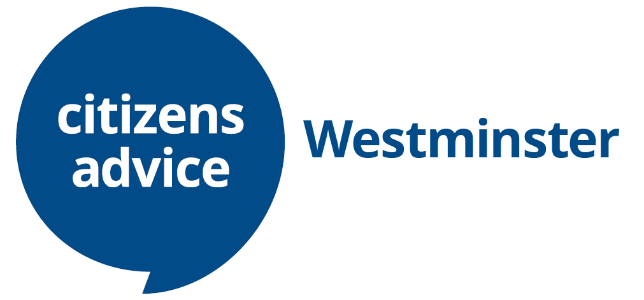 Logo for Westminster Citizen's Advice