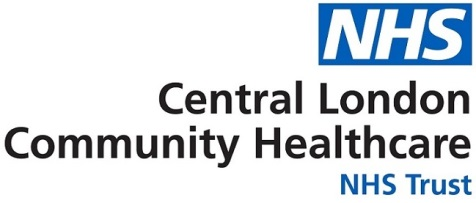 NHS Central London Community Healthcare Trust Logo