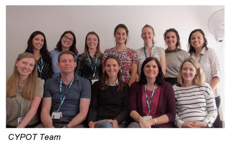 The Child and Young Person Occupational Therapy Team