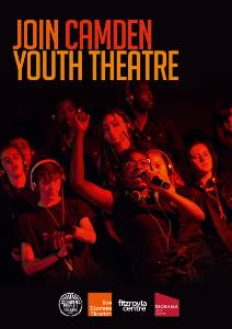 Join Camden Youth Theatre Flyer