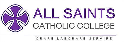 All Saints Catholic College logo