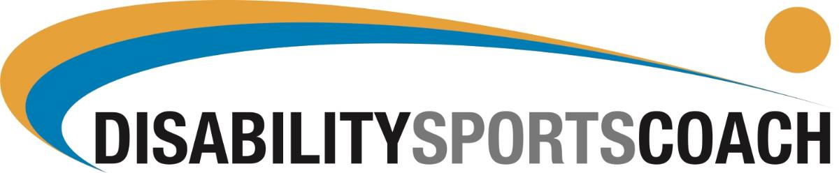 Disability Sports Coach logo