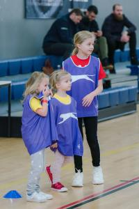 Image of children in a sports centre