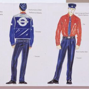 Image of new London Transport uniforms
