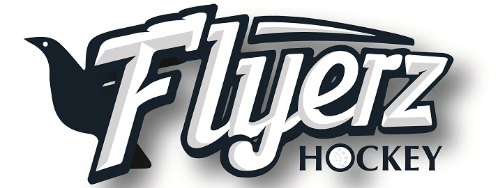 A logo for Flyerz Hockey.