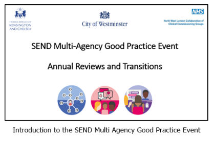 Click here for an introduction to the Multi-Agency Good Practice Event