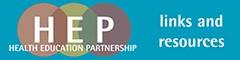 Health Education Partnership logo