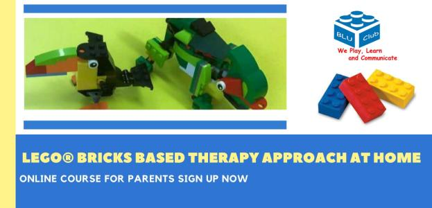 Parents course Lego® Bricks Based Therapy Approach at Home