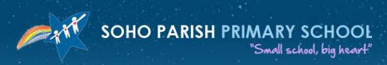 Soho Parish CE Primary School logo