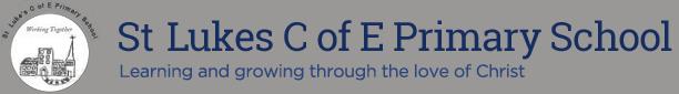 St Luke's CE Primary School logo
