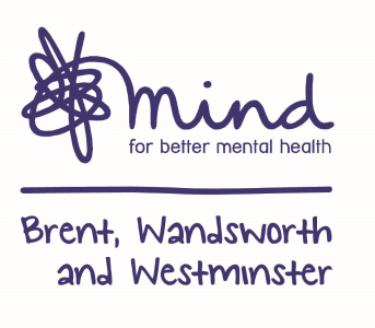 Mind Brent, Wandsworth and Westminster logo