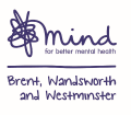 Mind Brent, Wandsworth and Westminster logo