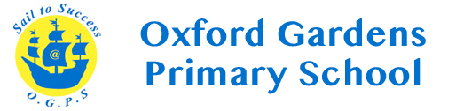 Oxford Gardens Primary School logo