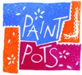 Paint pots logo