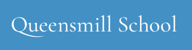 Queensmill School logo