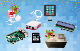 Raspberry Pi My Treasure Box