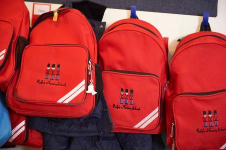 Image of children's bags