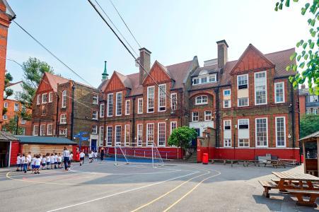 Image of Millbank Academy