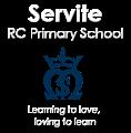 Servite RC Primary School logo