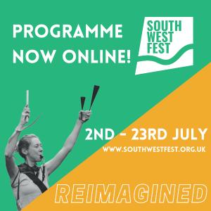 SouthWestFest flyer image