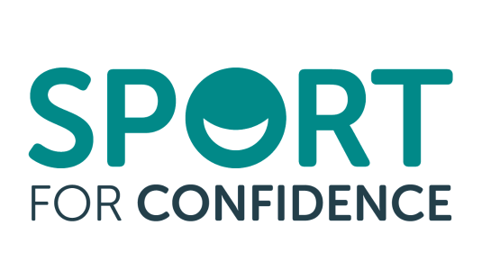 Sport for Confidence logo
