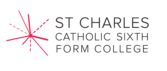 Logo for St Charles Catholic Sixth Form College