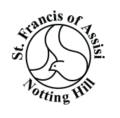 St Francis of Assisi RC Primary School logo