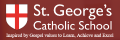 St George's Catholic School logo