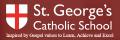 St George's Catholic School logo