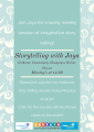 Storytelling flyer