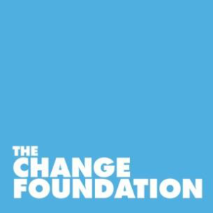The Change Foundation logo.