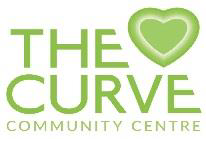Logo for The Curve Community Centre