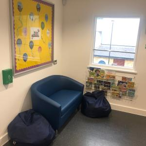 Tresham Reading Corner