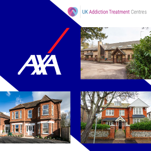 We work with AXA health insurance
