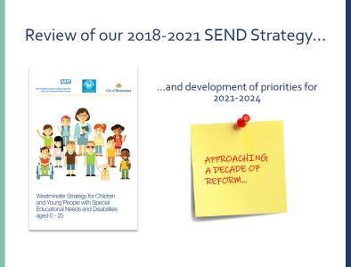 WCC SEND Strategy Refresh