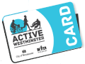 Picture of the Westminster Active Card